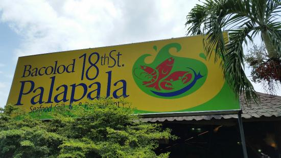 18th Street Palapala : From the outside