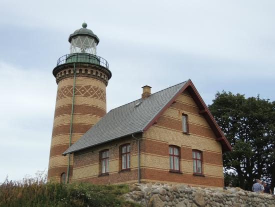West Zealand, Danmark: The light House