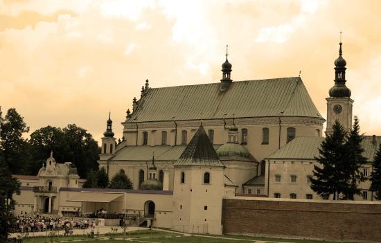 Lezajsk, Польша: Bazylika Ojców Bernardynów - Leżajsk