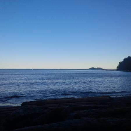 Mussel Beach Campground: cant beat this view