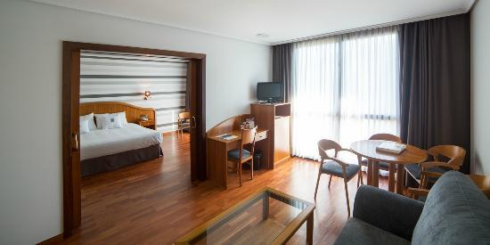 Balneario Laias Caldaria: Habitación Suite