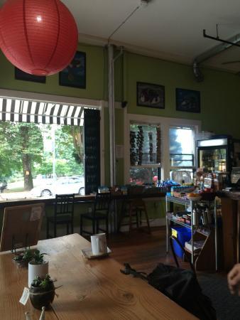 Wilder Snail Cafe