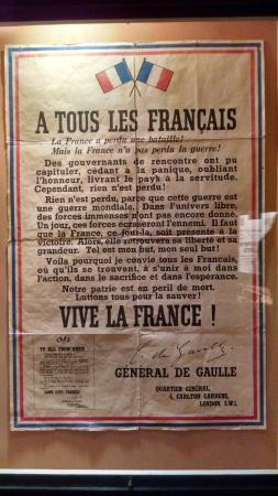 Musée de la Résistance et de la Déportation de l'Isère : Allez!