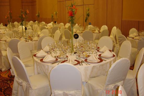 Alejandro I Hotel International Salta: Banquete