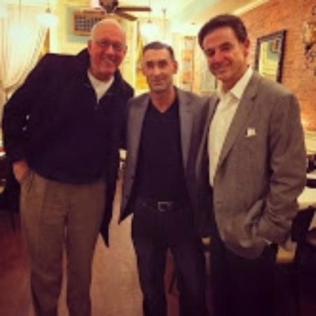 Francesca's Cucina: Coaches In For Dinner. Sweet 16 2015