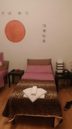 A'to Casa : Токио с раздвинутыми кроватями