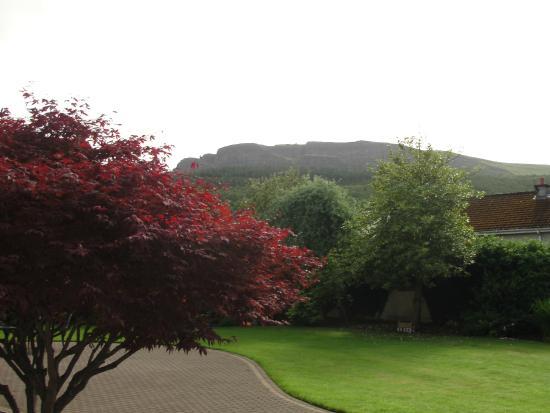 Ballycarton House: Binevenagh again