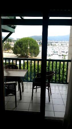 Serge Blanco Hotel Ibaia: terrasse