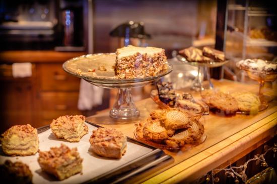 เลกลัวร์, นอร์ทแคโรไลนา: Desserts and Pastries
