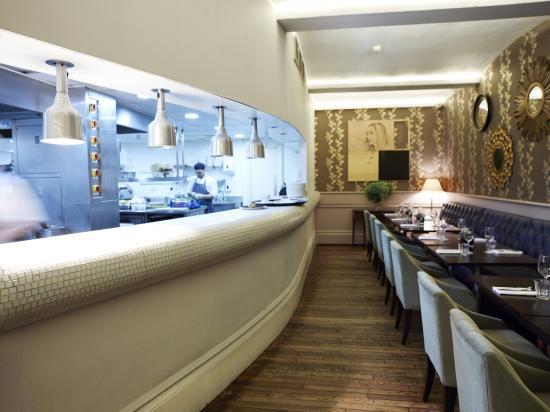 Restaurant Kitchen Pass york & albany kitchen pass - picture of york & albany restaurant
