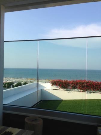 terrazza - Foto di Hotel Select Suites & Spa, Riccione - TripAdvisor