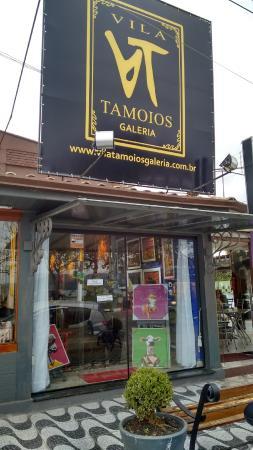 Vila Tamoios Galeria