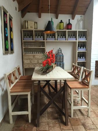Hotel Casavieja: Comedor