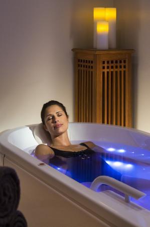 Thalasso & Spa Barrière : Nouvelles baignoires de bain multi-jets
