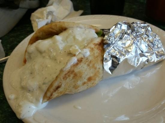 The Grecian Plate: Amazing made from scratch pure greek food