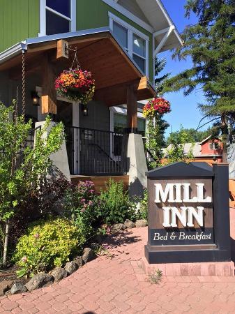 Mill Inn Bed and Breakfast: The Inn itself