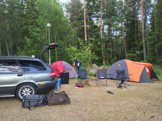 Camping Merihelmi