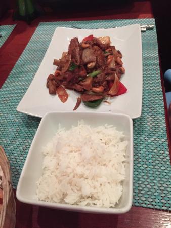 Ruan Kum Rai Thai : Duck and rice