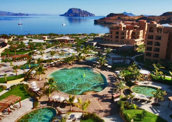 Map of Loreto Hotels and Attractions on a Loreto map TripAdvisor
