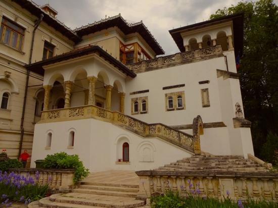 Palacio de Cotroceni: stunning building