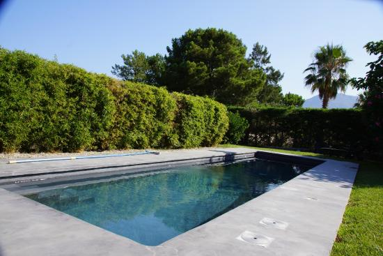 La piscine picture of la villa baraka saint florent for La piscine review