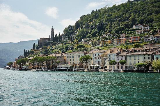 Borgo Antico: Schiffsanreise