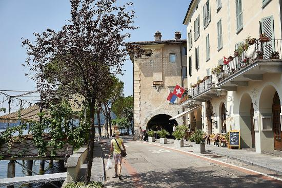 Borgo Antico: Schöne alte Gebäude