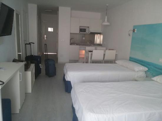 Plazamar Serenity Resort: Appartamento