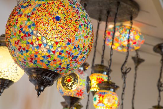 Moderne Lampen 93 : Kleurrijke lampen picture of indistrieel middelburg tripadvisor