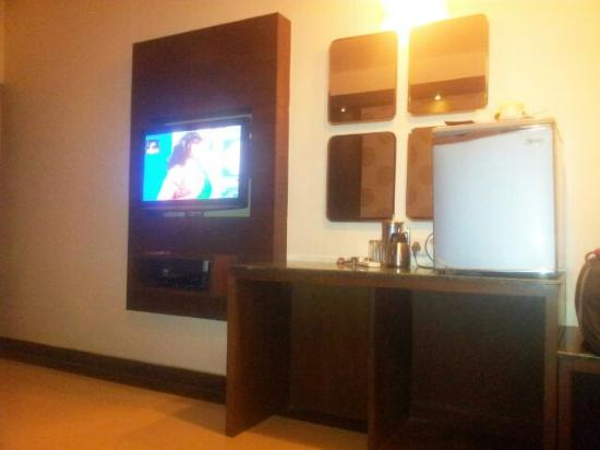 Hotel Namaskar Residency : Bedroom-3