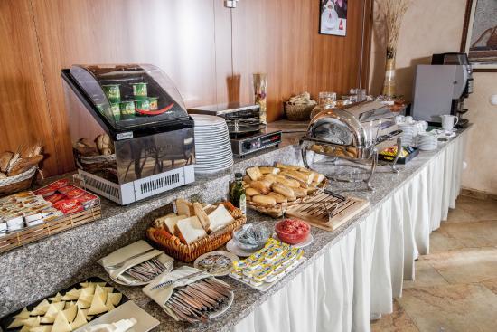 Carranque, Spain: Salón desayunos