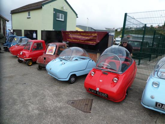 Collection of P50s at Peel Carnival 2014