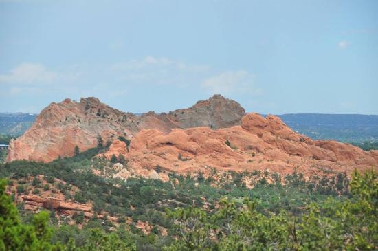 Balancing Rock Fotograf A De Jard N De Los Dioses Garden Of The Gods Colorado Springs