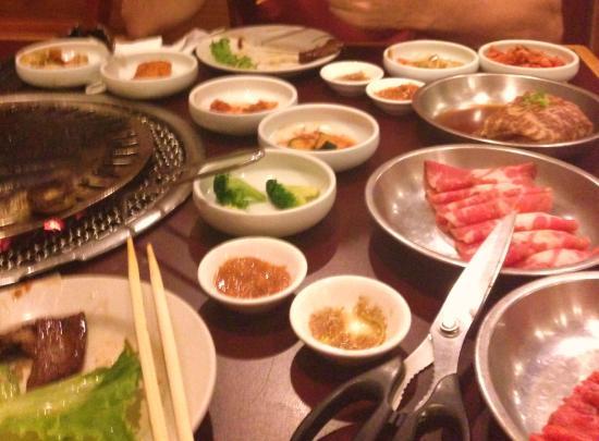 Photo De Bbq Garden Korean Restaurant Houston Tripadvisor