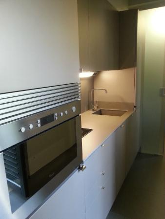 Blanco Apartamentos Turisticos: Cozinha...tem tudo!!
