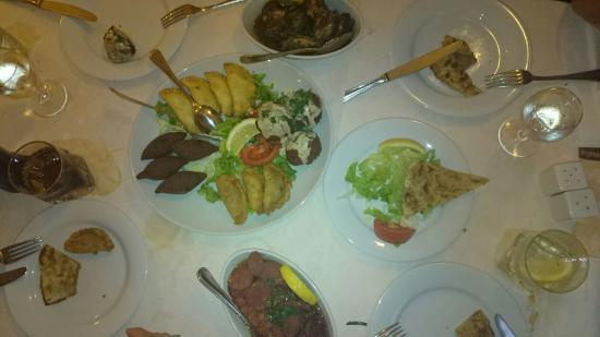 La table libanaise photo de la table libanaise paris - La table libanaise la fourchette ...