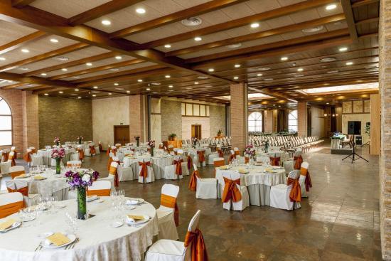 Foto de hotel comendador carranque salones panelables - Salones abiertos ...