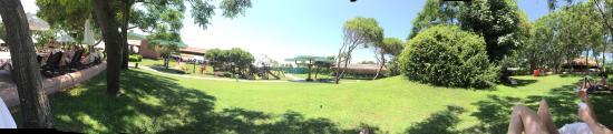 Gloria Verde Resort: Green green green...