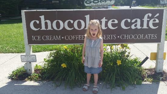 Chocolate Cafe Put-in-Bay
