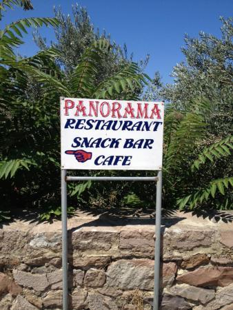 Panorama : Sign board