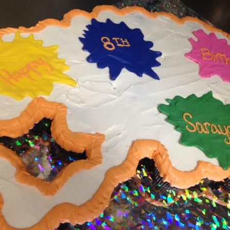 The Latest Crave: Custom Cupcake Cake