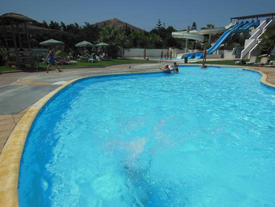 Aqua Fun Water Park: ΟΜΟΡΦΟ ΤΟΠΙΟ!!!