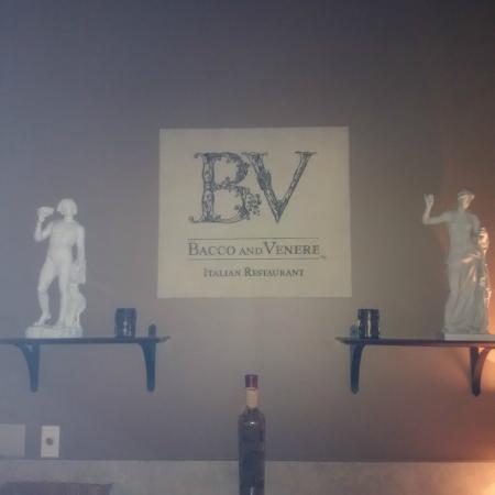 Bacco And Venere: BACCO & VENERE
