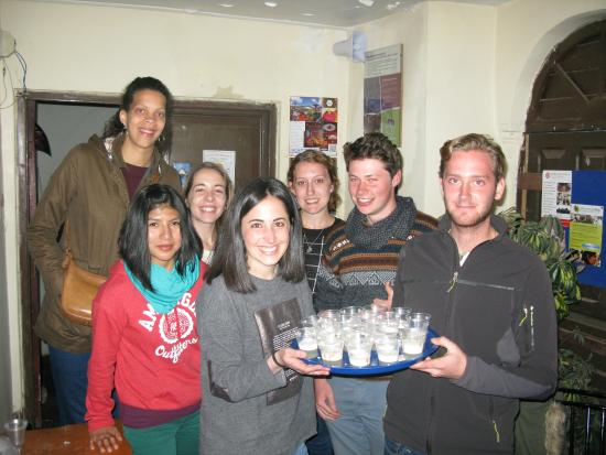 Proyecto Peru Centre: Student Event_Pisco Sour Night