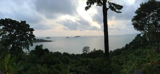 Panorama di giorno - Picture of Mu Ko Chang National Park ...