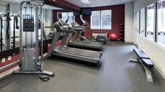 Hilton Garden Inn Rockaway: Fitness Center