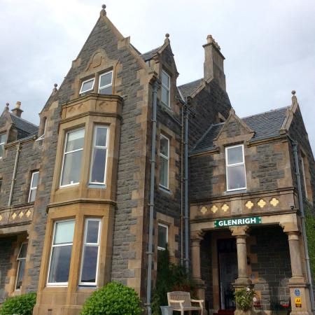Glenrigh Guest House: L'hôtel