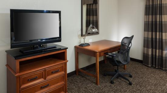 Hilton Garden Inn Rockaway: In-Room Desk