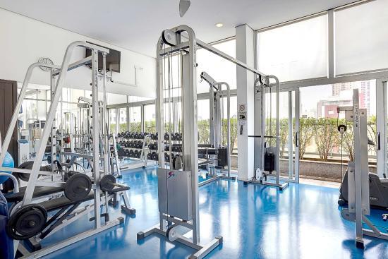 Etoile Hotels Itaim: Gym