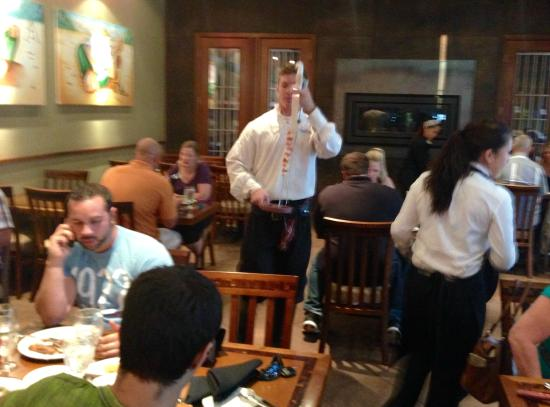 Rodizio Grill - Voorhees: Dining Room